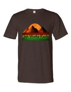 jah works tshirt