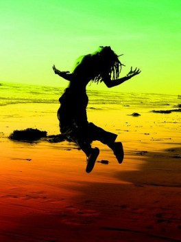 Jump up and give thanks